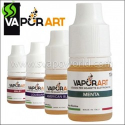 Menta liquido pronto all'uso 10 ml - VaporArt