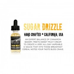 Cuttwood SUGAR DRIZZLE 30 ml