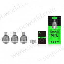 Kit Justfog con 2 batterie 650 mAh sigaretta elettronica