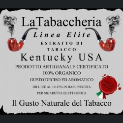 Kentucky USA La Tabaccheria Elite aroma 10 ml