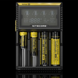 Caricabatteria Digicharger D4 - NITECORE