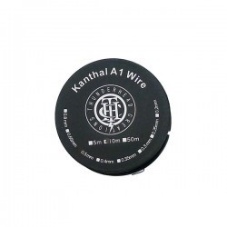 Kanthal A1 0,65mm/22ga 5m - ThunderHead Creations