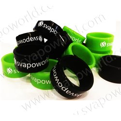 Vape Band Svapo World in Silicone