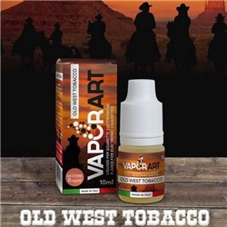 OLD WEST TOBACCO 10 ml - Vapor Art