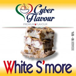 White S'More aroma 10ml - Cyber Flavour