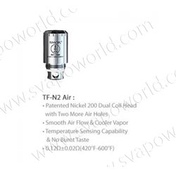 Testina TFV4 TF-N2 Air Core 0.12 ohm - Smok