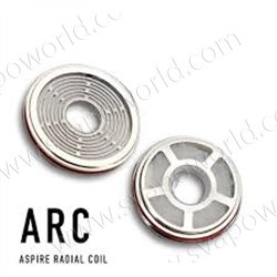 Testina Revvo ARC Coil 0.16 ohm - Aspire