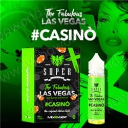 CASINO' Senza Nicotina 50 ml - Super Flavor