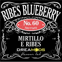 No.60 RIBES BLUEBERRY aroma 10 ml - Dreamods