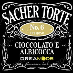 No.6 SACHER TORTE aroma 10 ml - Dreamods