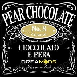 No.8 PEAR CHOCOLATE aroma 10 ml - Dreamods