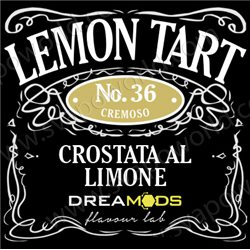 No.36 LEMON TART aroma 10 ml - Dreamods