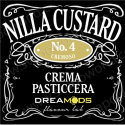 No.4 NILLA CUSTARD aroma 10 ml - Dreamods