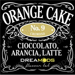 No.9 ORANGE CAKE aroma 10 ml - Dreamods