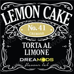 No.41 LEMON CAKE aroma 10 ml - Dreamods