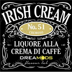 No.51 IRISH CREAM aroma 10 ml - Dreamods