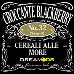 No.31 CROCCANTE BLACKBERRY aroma 10 ml - Dreamods