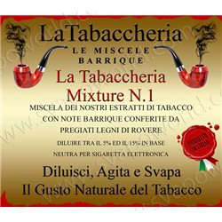 Mixture N.1 aroma 10 ml - La Tabaccheria