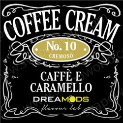 No.10 COFFEE CREAM aroma 10 ml - Dreamods