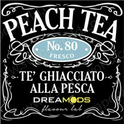 No.80 PEACH TEA aroma 10 ml - Dreamods
