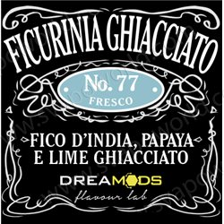 No.77 FICURINIA GHIACCIATO aroma 10 ml - Dreamods