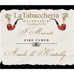 Assolo di Kentucky - Macerato - aroma 10ml - La Tabaccheria