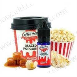 GLAZED POPCORN aroma 10ml - Coffee Mill