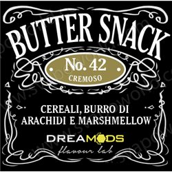 No.42 BUTTER SNACK aroma 10 ml - Dreamods