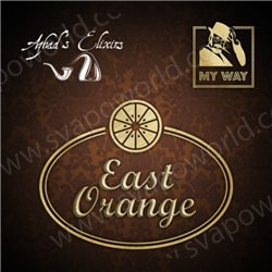 East Orange aroma 10ml - Azhad's Elixirs