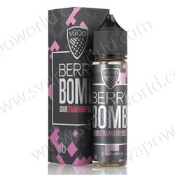BERRY BOMB aroma concentrato 20ml - VGOD