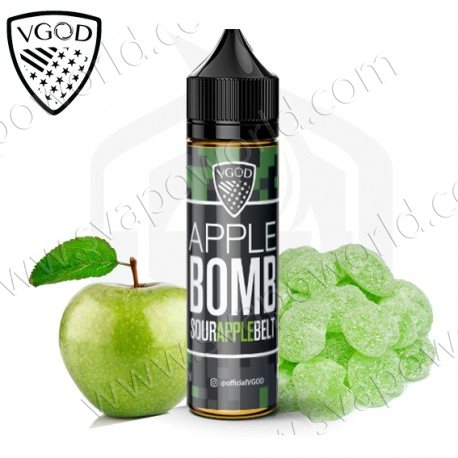 APPLE BOMB aroma concentrato 20ml - VGOD