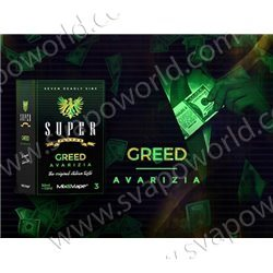GREED avarizia Mix&Vape 60 ml - Super Flavor