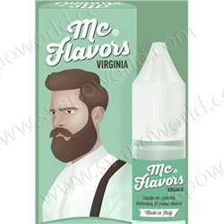 VIRGINIA liquido pronto all'uso 10 ml - McFlavors