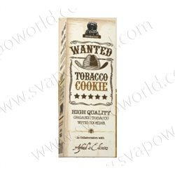 WANTED - TOBACCO COOKIE aroma concentrato 20ml - MonkeyNaut