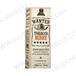 WANTED - TOBACCO BERRY aroma concentrato 20ml - MonkeyNaut