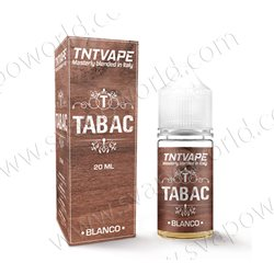 Tabac BLANCO aroma concentrato 20ml - TNT Vape