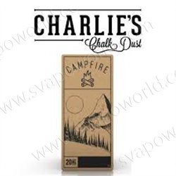 CAMP FIRE aroma concentrato 20ml - Charlie's Chalk Dust
