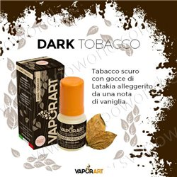Dark Tobacco liquido pronto all'uso 10 ml - VaporArt