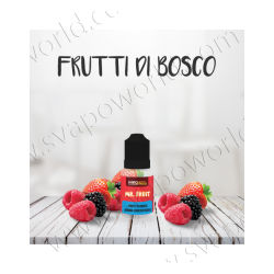Mr Fruit FRUTTI DI BOSCO Aroma 10ml - SvapoNext