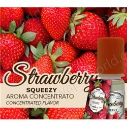 Squeezy Strawberry aroma 10ml - Vapor Art