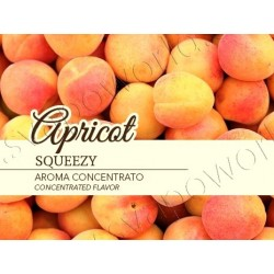 Squeezy Apricot aroma 10ml - Vapor Art