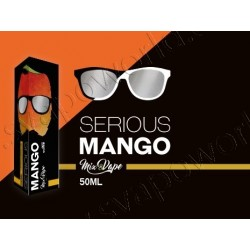 SERIOUS MANGO 50ml Mix&Vape