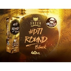 ROUND BLACK 50ml Mix&Vape