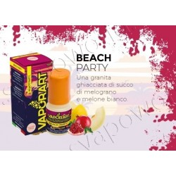 Beach Party liquido pronto all'uso 10 ml - VaporArt
