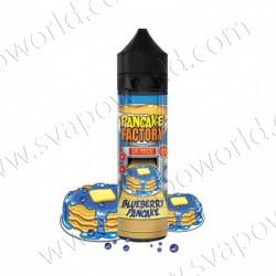 BLUEBERRY PANCAKE aroma concentrato 20ml - PANCAKE FACTORY