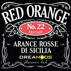 No.22 RED ORANGE aroma 10 ml - Dreamods