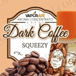Squeezy Dark Coffee aroma 10ml - Vapor Art
