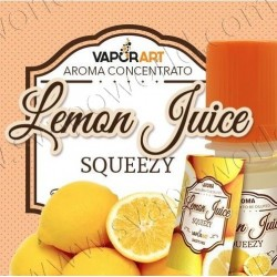 Squeezy Lemon Juice 10ml - Vapor Art