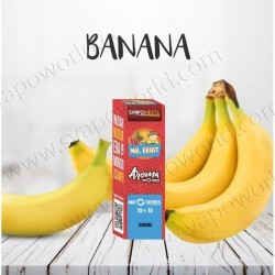 Mr Fruit BANANA 10+10ml - SvapoNext
