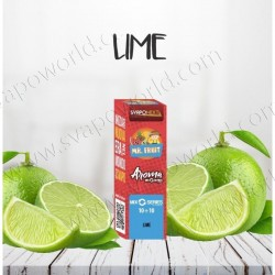 Mr Fruit LIME 10+10ml - SvapoNext